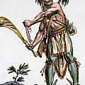 Iroquois Warrior by Granger