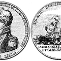 Isaac Hull: Medal by Granger