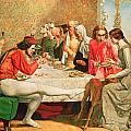 Isabella by Sir John Everett Millais