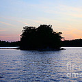 Island Evening by Susan Herber