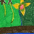 Island Flower by Taylor Webb