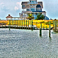 Island House by Anne Kitzman