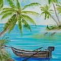 Island Paridise  by Katheryn Napier