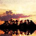 Islands In The Sky by Darren Fisher
