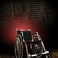 Isolation Through Disability, Artwork by Victor Habbick Visions