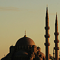 Istanbul Yeni Cami (new Mosque) by Andrea Cavallini