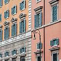 Italian Facade by Mark Greenberg