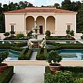 Italian Renaissance Garden by Sally Weigand