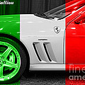 Italian Stallion . 2003 Ferrari 575m by Wingsdomain Art and Photography