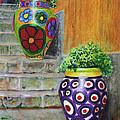 Italian Vases by Karen Fleschler