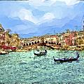 Italy - Venice by Franck Guarinos