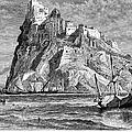 Italy: Castle Of Ischia by Granger