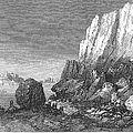Italy: Earthquake, 1856 by Granger