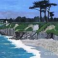 Its Beach Santa Cruz Ca by Teri  Naomi