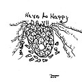 It's Happy Day by Thelma Harcum