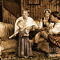 It's More Blessed To Give by Jutta Maria Pusl