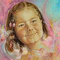 Ivana's Portrait by Karina Llergo