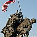 Iwo Jima Memoria 2 by Stephen Whalen