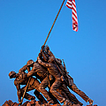 Iwo Jima Memorial by Brian Jannsen