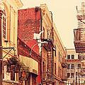 Jack Kerouac Street San Francisco . 7d7437 by Wingsdomain Art and Photography