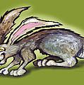 Jack Rabbit by Kevin Middleton