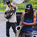 Jackson Square Jazz by Bill Cannon