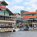 Jacksonville Florida Landing by Rod Andress