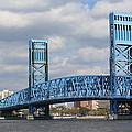 Jacksonville Main Street Bridge by Rod Andress