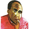 Jacques Roumain by Emmanuel Baliyanga