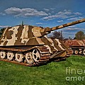Jagdtiger Sd. Kfz by Tommy Anderson
