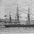 Jamaica: Css Alabama, 1863 by Granger
