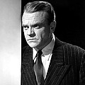 James Cagney, Portrait, 1950s by Everett