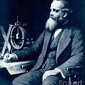James Clerk Maxwell, Scottish Physicist by Science Source
