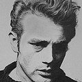James Dean by Mike OConnell