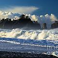 James Island Surf by Adam Jewell