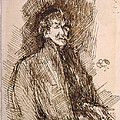 James Mcneill Whistler 1834-1903 by Everett