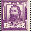 James Russell Lowell by Granger