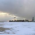 January - Coney Island by Sarah Yuster