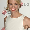 January Jones At Arrivals For A Night by Everett