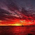 January Sunset by Anthony Walker Sr