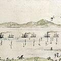 Japan: Matthew Perry, 1854 by Granger