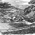 Japan: Nagasaki, 1858 by Granger