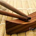 Japanese Chopsticks by Fabrizio Troiani