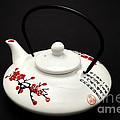 Japanese Teapot by Fabrizio Troiani