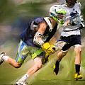 Jaxx Lacrosse 1 by Scott Melby