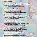 Jazz Changes - Poem by Anita Burgermeister
