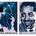 Jazz Portrait Series Part 1 by Garth Glazier