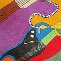 Jazz Trio by Derril Foster
