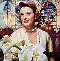 Jean Peters, 1950s Portrait by Everett
