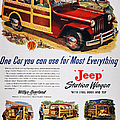 Jeep Station Wagon, 1947 by Granger